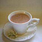 Marzipan Hot Chocolate
