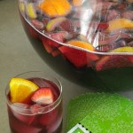Spanish, Sangia, punch bowl,