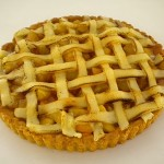 Stary Browar Apple Almond Tart