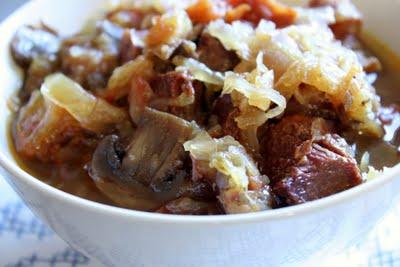 Bigos (Polish Hunter's Stew) - Polish Housewife