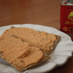 Paprika Vegetable Cream Cheese