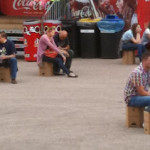 "Euro 2012 ""Chairs"""