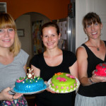 Cake Decorating at Sweet Surrender