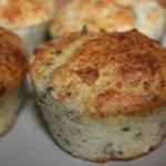 Parmesan Herb (Biscuits) Muffins