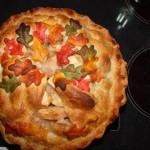 Autumn Apple Pie