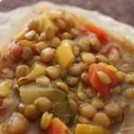 Lentil Soup (Vegetarian/Vegan)