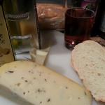 Truffle Gouda Grilled Cheese