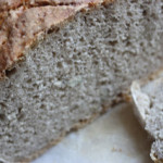 Chleb żytni razowy na zakwasie (Polish Sourdough Rye Bread)
