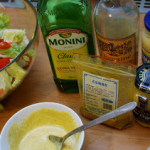 Quick Creamy Curry Salad Dressing
