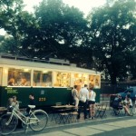 Cafe Bimba, the new tram cafe in Poznan