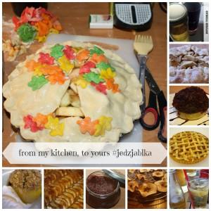 # jedzjablka collage