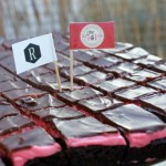 Mint Brownies and a Pink Picnic for Restaurant Day