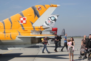 Polish F-16 Krzesiny Open House