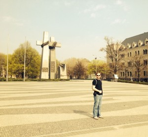 Poznan 1956 Uprising Monument