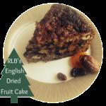 English Dried Fruit Cake
