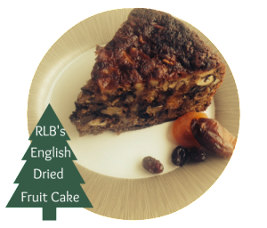 English Dried Fruit Cake from The Baking Bible