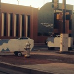 downtown Tucson sleep pods