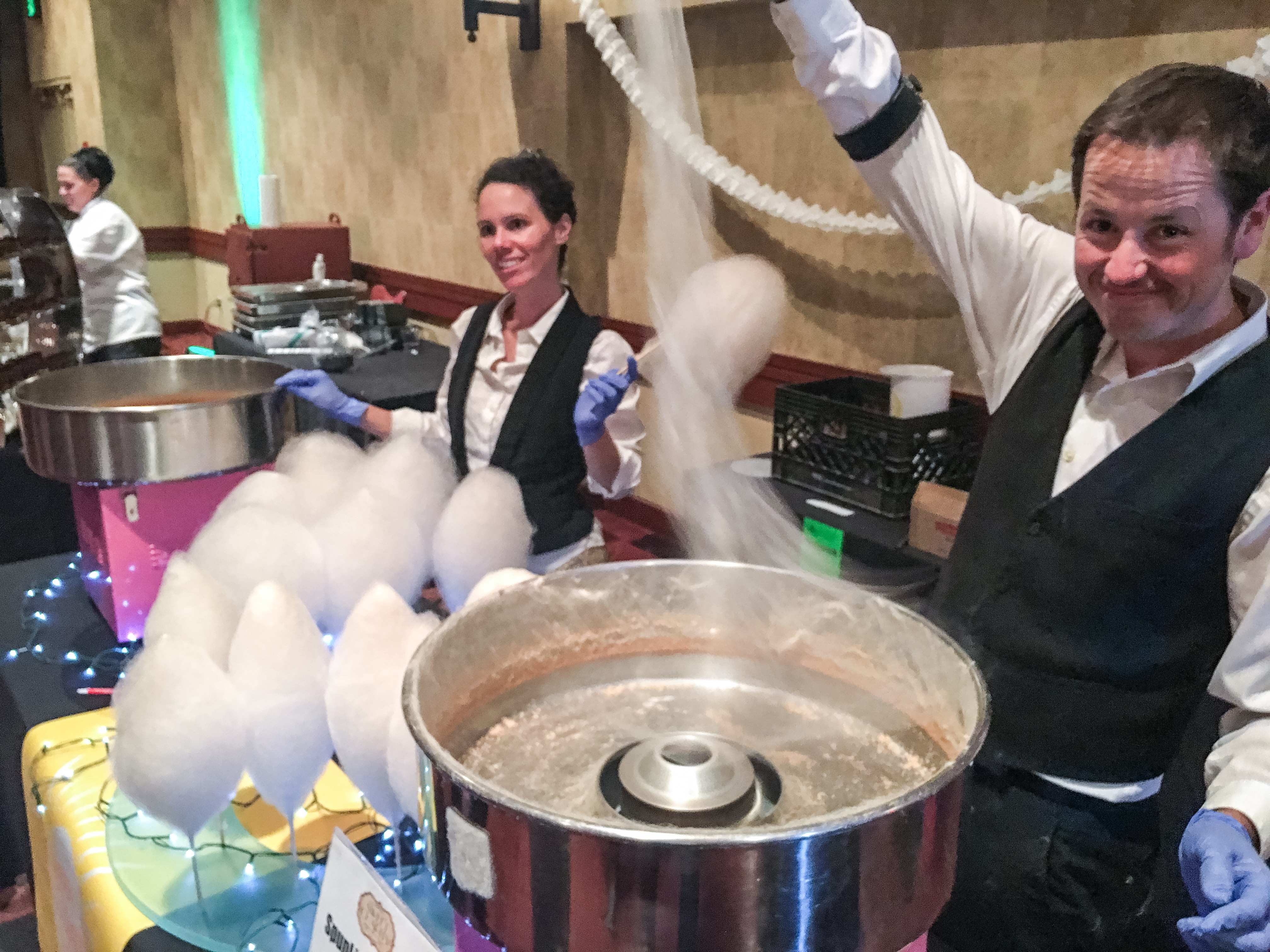 Sweet Charity Dessert Challenge