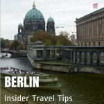 Berlin Insider Travel Tips