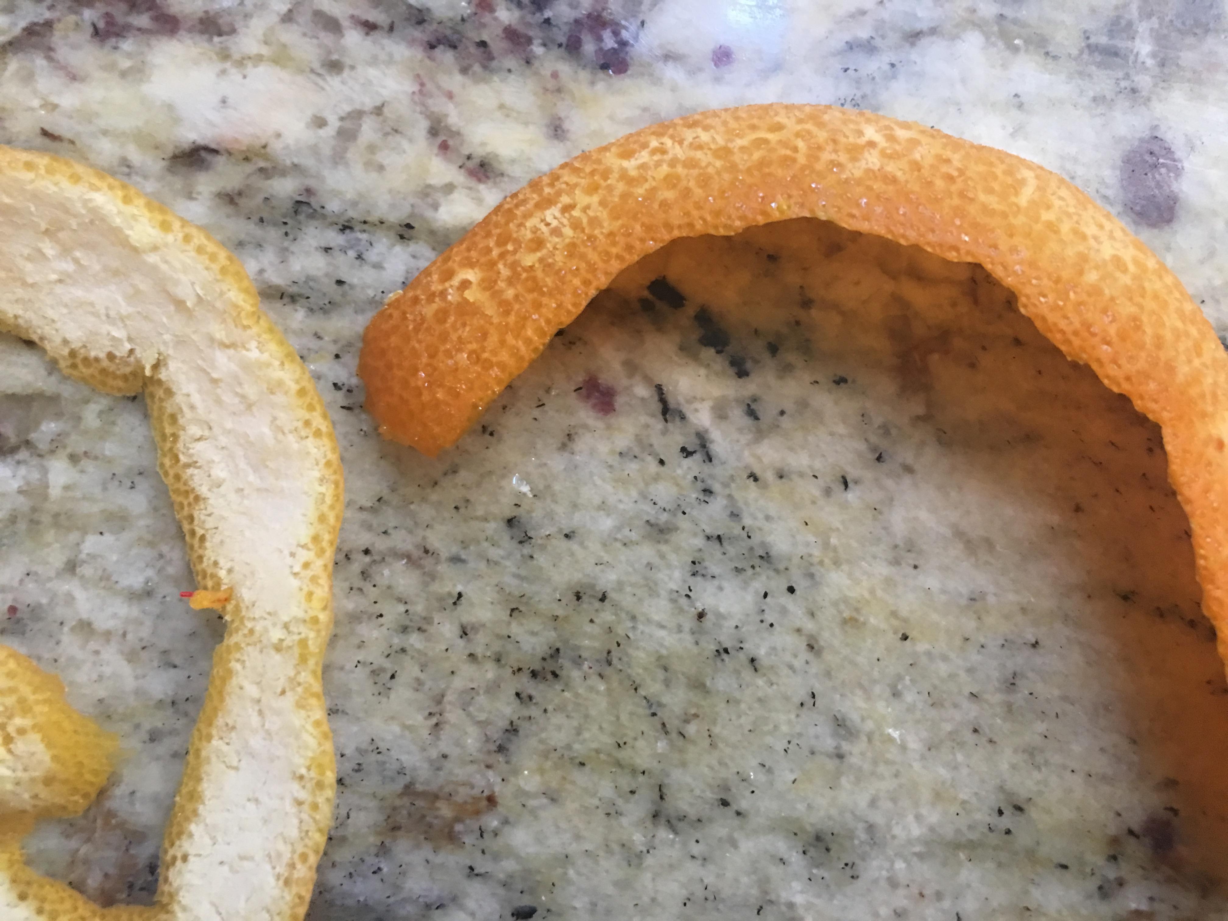 Mandarynkowa a clementine liqueur