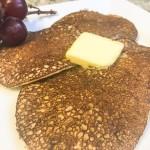 Racuchy, a healthy pancake