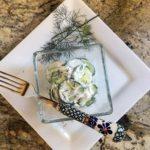 Mizeria (Polish Cucumber Salad)