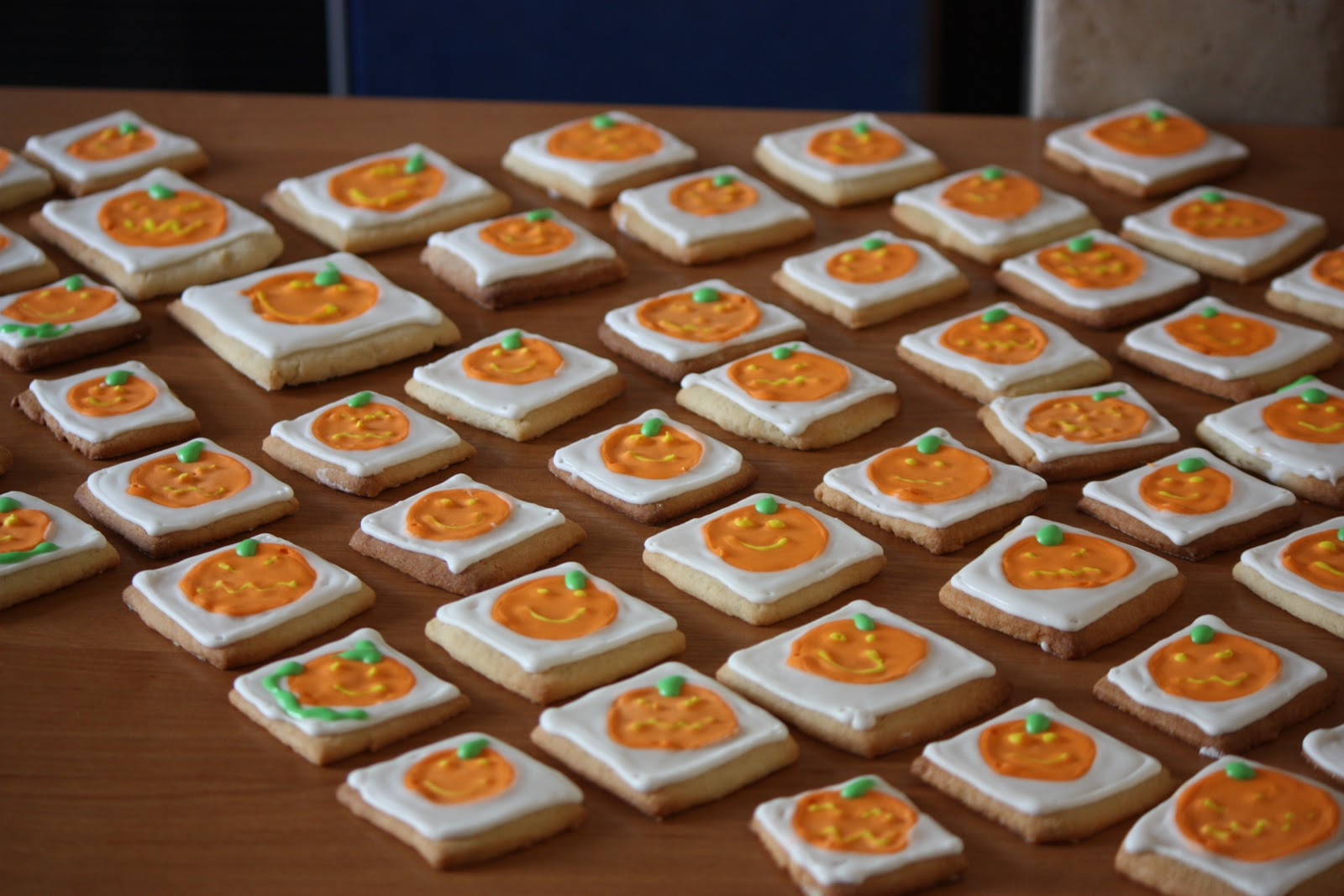 Sugar Cookies Halloween in Poland
