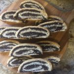 Makowiec Polish Poppy Seed Roll