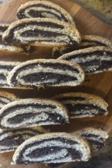 Makowiec Polish Poppy Seed Roll a must have for Easter and Christmas