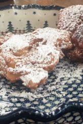Słodkie Placuszki z Jabłkiem – Polish Apple Fritters