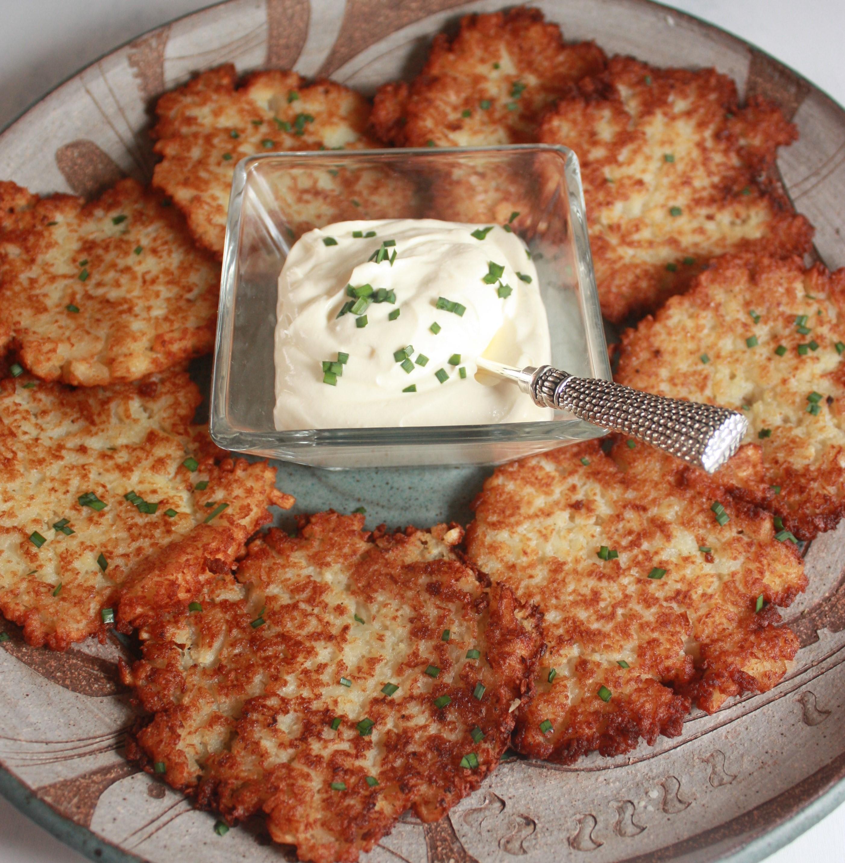 Placki Ziemniaczane Polish Potato Pancakes Polish Housewife