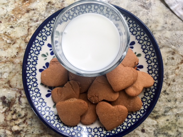 Pierniczki Polish Gingerbread Cookies