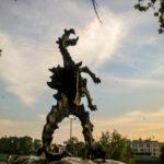 Smok Wawelski, the Wawel Dragon