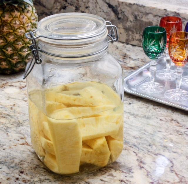 Ananasowa (Polish Pineapple Vodka)