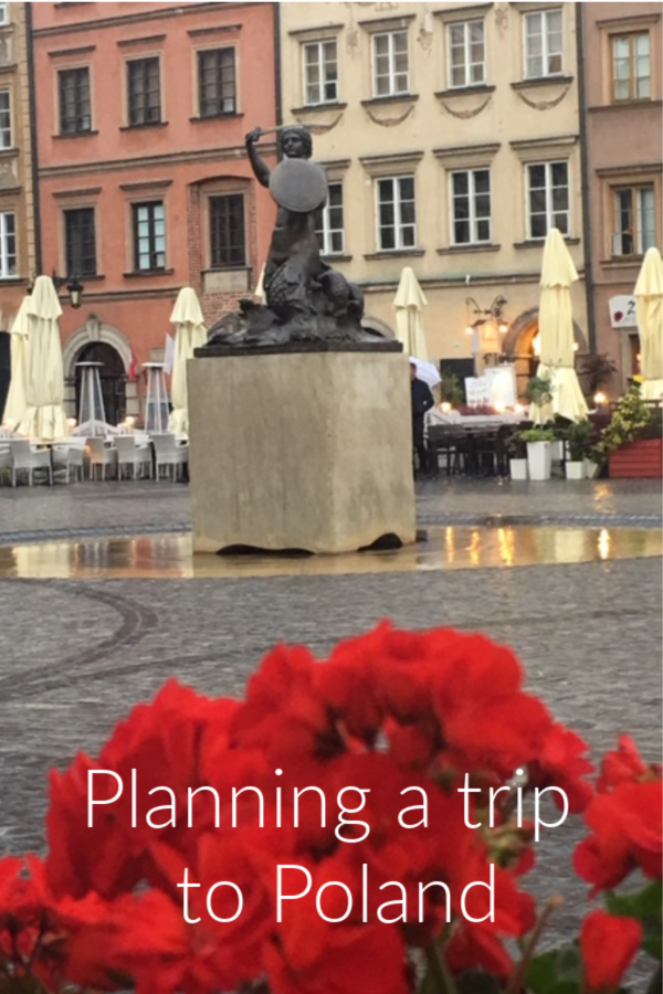 Helpful details for planning a trip to poland! #polishhousewife #travel #poland #europe