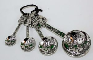 decorative teaspoons