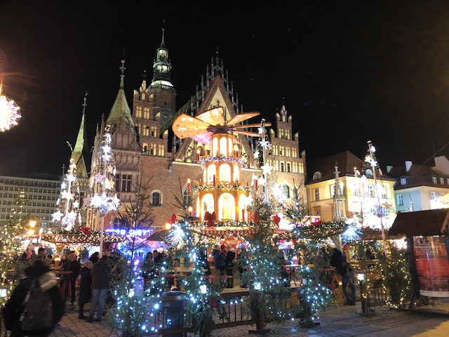 Merry Christmas In Polish.Visit Poland S Christmas Markets Polish Housewife