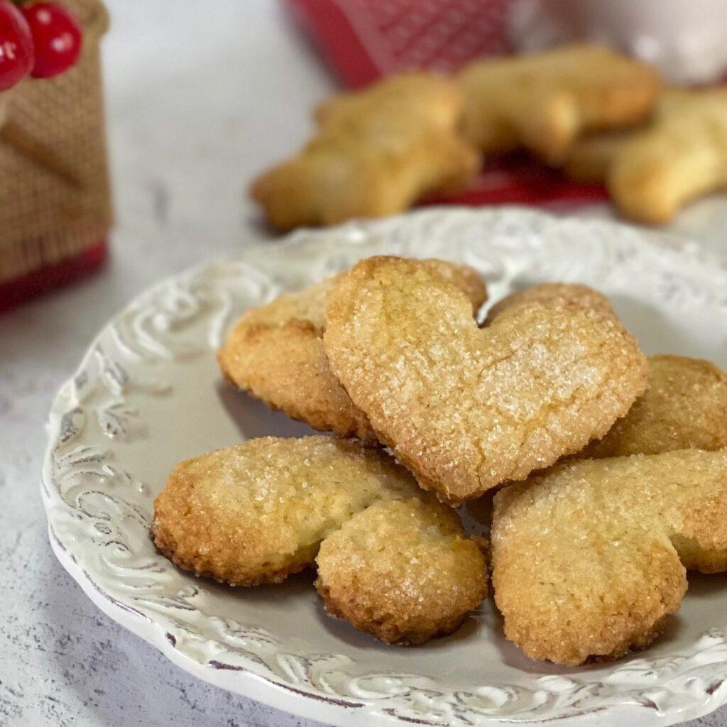 Polish ammonia cookies
