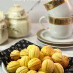 Polish walnut cookie