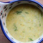 Ogórkowa (Polish Sour Pickle Soup)